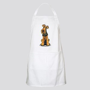 Airedale Welsh Terrier Apron