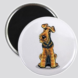Airedale Welsh Terrier Magnet