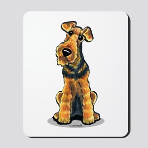 Airedale Welsh Terrier Mousepad
