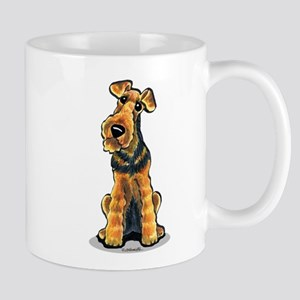 Airedale Welsh Terrier Mug