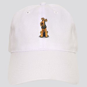 Airedale Welsh Terrier Cap