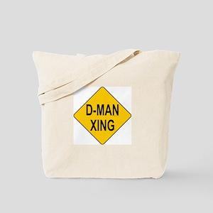D-man Xing Tote Bag