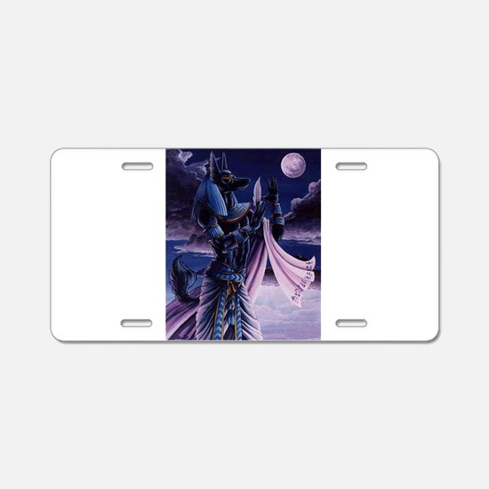 Cute Afterlife Aluminum License Plate