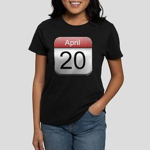 4:20 Date Women's Dark T-Shirt