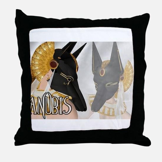 Unique Akhenaten Throw Pillow