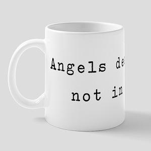 Not in Vain Mug