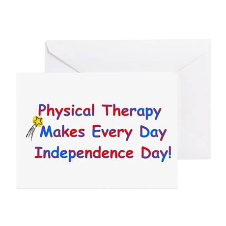 PT Independence Greeting Cards (Pk of 10)