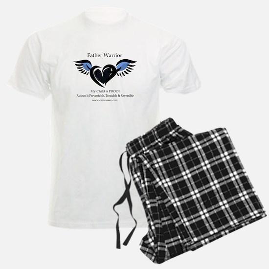 Autism Father Warrior, Pajamas