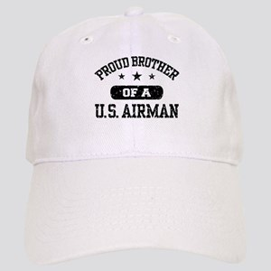 Proud Brother of a US Airman Cap