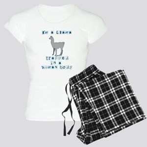 I'm a Llama Women's Light Pajamas