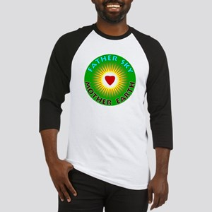 Father Sky Mother Earth Baseball Jersey