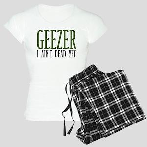 Geezer Women's Light Pajamas