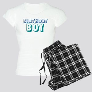 Birthday Boy Women's Light Pajamas