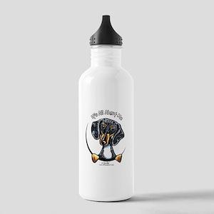 Dapple Dachshund IAAM Stainless Water Bottle 1.0L