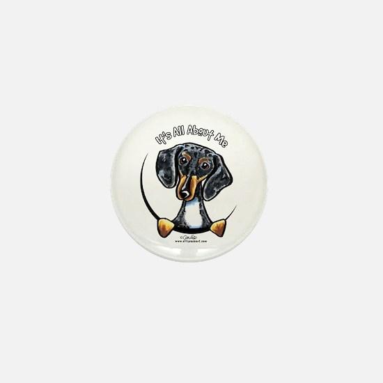 Dapple Dachshund IAAM Mini Button