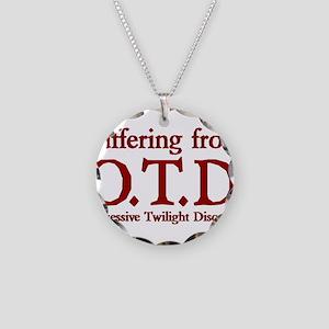 OTD Necklace Circle Charm