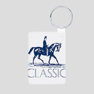 Classic Aluminum Photo Keychain