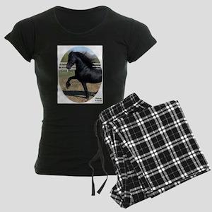 BARON Women's Dark Pajamas