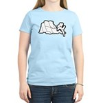 Jtree and Intersection Rock Women's Light T-Shirt
