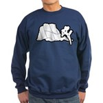 Jtree and Intersection Rock Sweatshirt (dark)