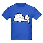 Jtree and Intersection Rock Kids Dark T-Shirt