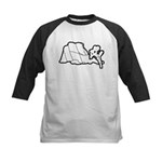 Jtree and Intersection Rock Kids Baseball Jersey