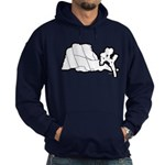 Jtree and Intersection Rock Hoodie (dark)