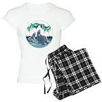 Polar Bear Women's Light Pajamas