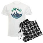 Polar Bear Men's Light Pajamas
