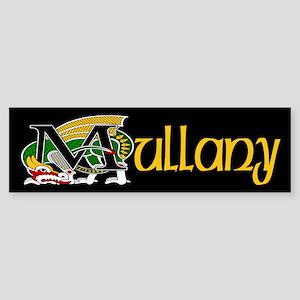 Mullany Celtic Dragon Bumper Sticker