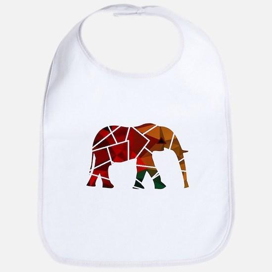 ELEPHANT Baby Bib