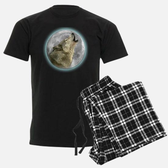 Howling Wolf Pajamas
