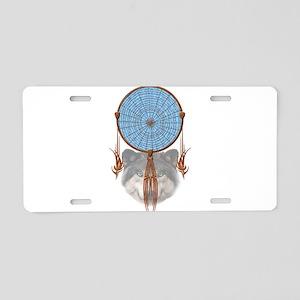 Dream Catcher 11 Aluminum License Plate