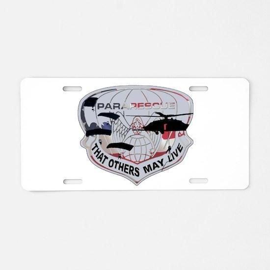Cute Usaffp Aluminum License Plate
