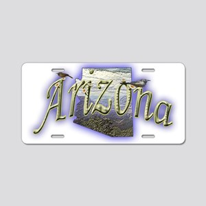 Arizona Aluminum License Plate