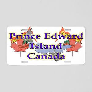 Prince Edward Island Aluminum License Plate