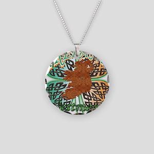 Westmeath Necklace Circle Charm