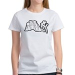 Joshua Trees and Intersect Women's Classic T-Shirt