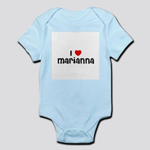 I * Marianna Infant Creeper