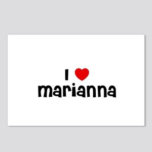 I * Marianna Postcards (Package of 8)