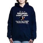 I'm A Normal Goat Lady Sweatshirt