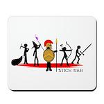 Stick War - Mousepad