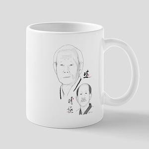 Founder & Kwan Jang Nim Mug