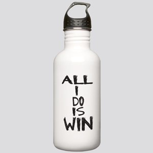 ALL I DO IS WIN Stainless Water Bottle 1.0L
