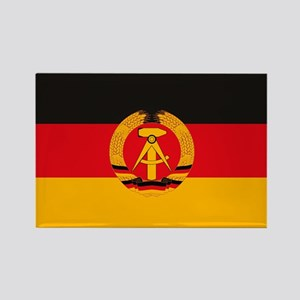 East Germany Flag Magnets