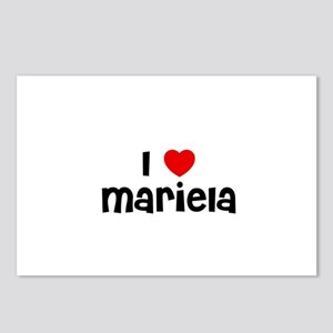 I * Mariela Postcards (Package of 8)