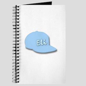 Eli's Baseball Cap Journal