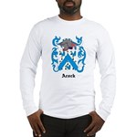 Acock Coat of Arms Long Sleeve T-Shirt