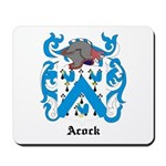 Acock Coat of Arms Mousepad