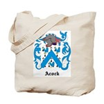 Acock Coat of Arms Tote Bag